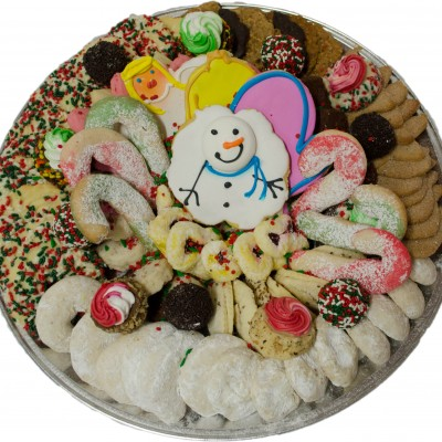 Holiday Large Cookie Tray
