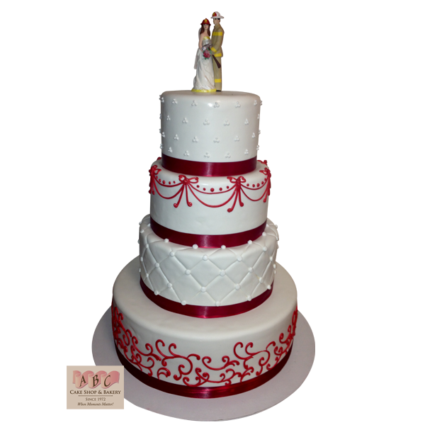 firefighter wedding cakes firefighter cakes cupcakes cookies abc cake shop amp bakery 14265