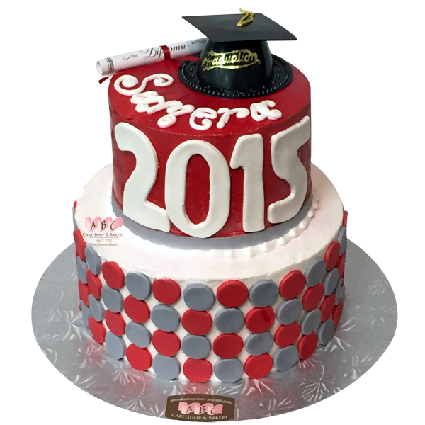 2-tier-red-grey-graduation-2